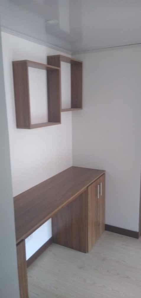 aparatmento de 3 habitaciones y 2 baños para estrenar