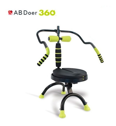 aparato ab doer 360 tonifica abdomen