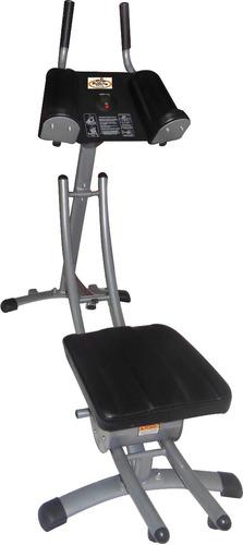 aparato abdominal ab slide vídeo de ejercicios