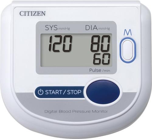 aparato de presion tensiometro brazo automático citizen 453