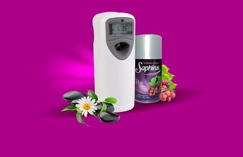aparato digital aromatizador saphirus