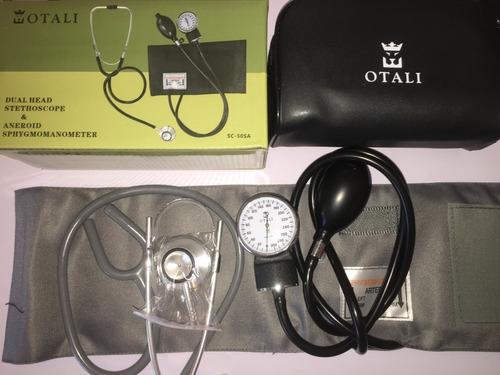 aparato presion arterial con estetoscopio nuevos garantidos