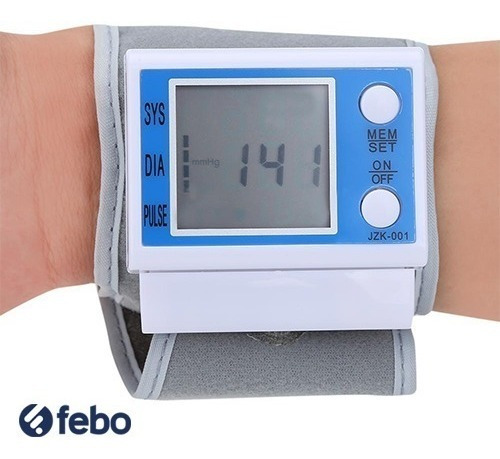 aparato toma presion tensiometro digital medidor arterial