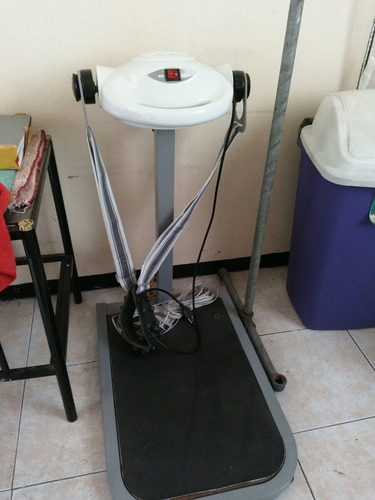aparato vibratorio ejercicio quema grasa