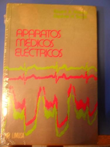 aparatos médicos eléctricos. hoening. scott. ed. lumusa