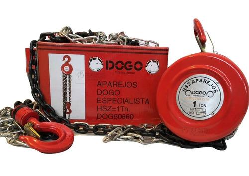 aparejo especialistahsz-1tn2.5mts dogo dog50660 pintumm