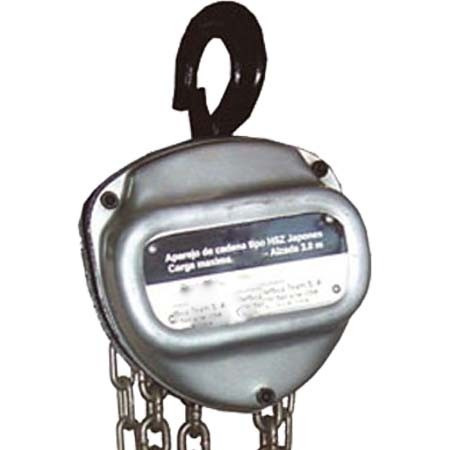 aparejo manual a cadena 2000kg reforzado bta 901024