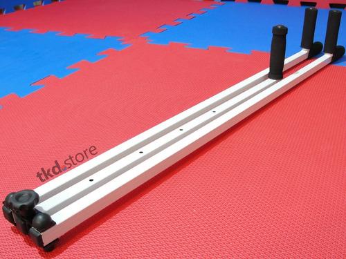 aparelho abertura pernas espacate taekwondo karatê kung fu capoeira judô krav magá jiu-jitsu kickboxing muay thai boxe
