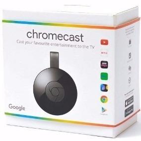 Aparelho Adaptador Smart Tv Chromecast 2 Netflix Youtube