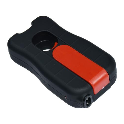 aparelho choque elétrico luz caixa bolso 2400kv dedo 1203