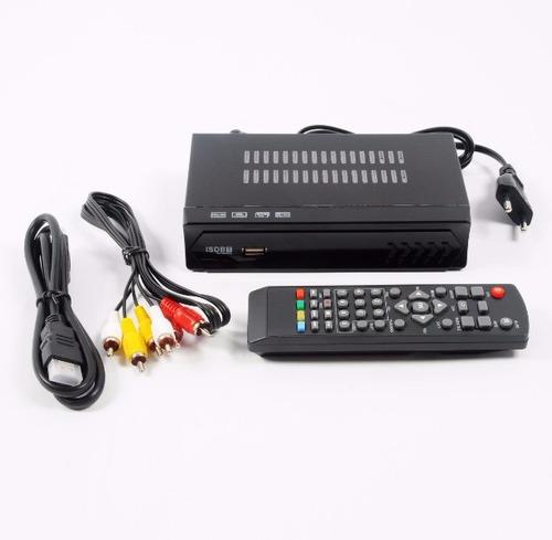 aparelho conversor digital usar na tv junto com sua antena