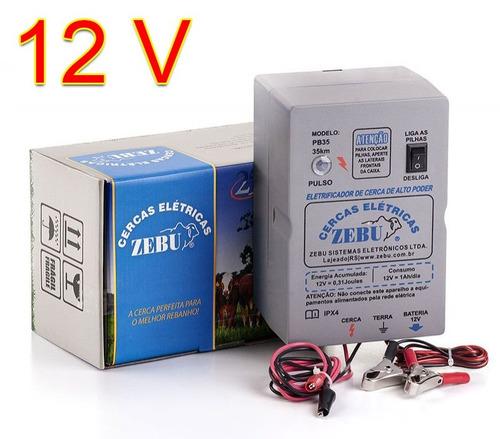 aparelho de choque cerca zebu a bateria 12v e eletrecidade