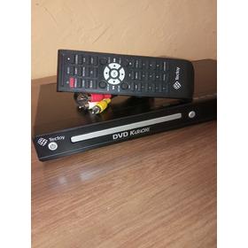 Aparelho De Dvd Com Karaoke Tec Toy