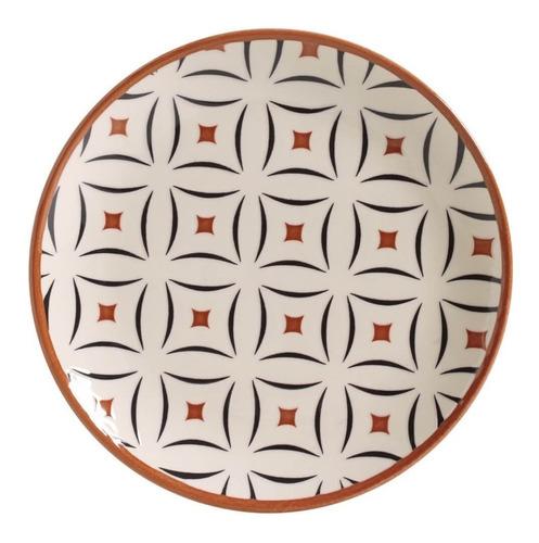 aparelho de jantar 30 peças porto brasil geometria