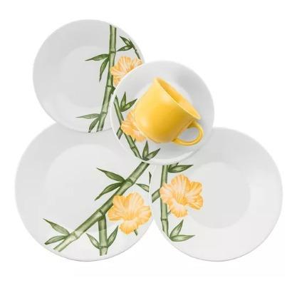 aparelho de jantar e chá - 30 peças