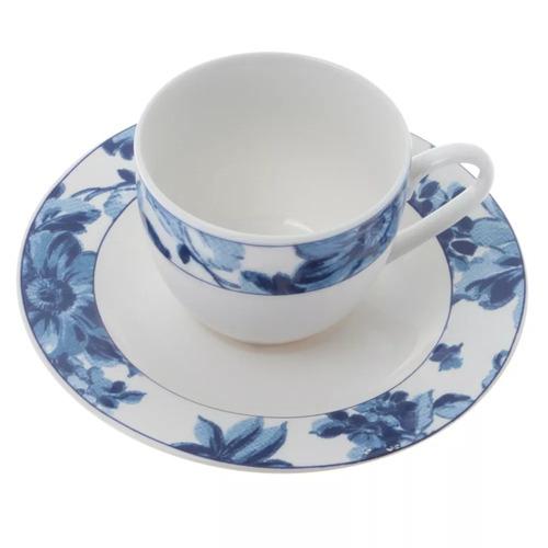 aparelho de jantar e chá rapsody 30 pcs casamiga