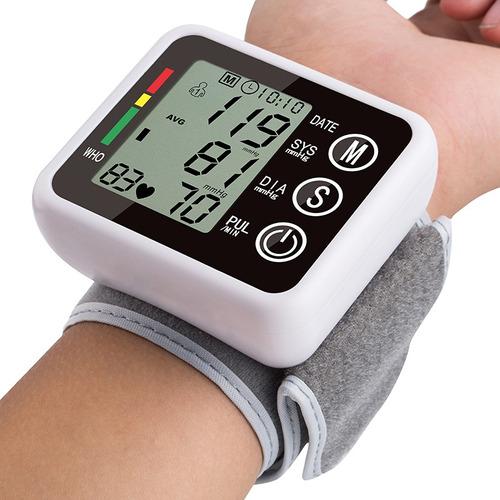 aparelho de medir pressão pulso digital automático