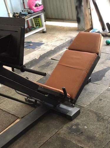 aparelho de musculação leg press 45graus