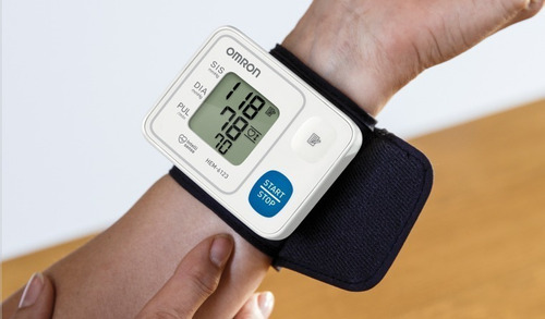 aparelho de pressão arterial automático omron hem-6124