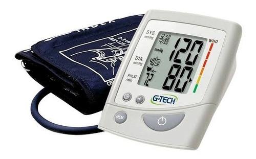 aparelho de pressão digital automático de braço la250 g-tech