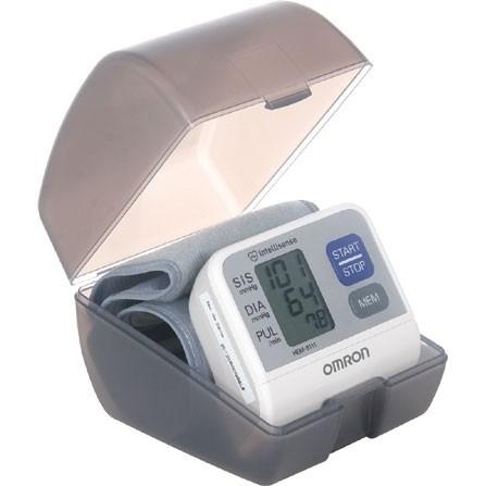 2f7f076ce Aparelho De Pressão Digital Automático Pulso Omron Hem-6111 - R  78 ...