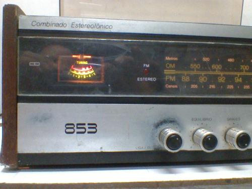 aparelho de som philips, 2x1 antigo revisado, tudo ok.