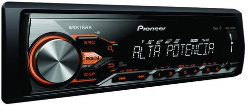 aparelho de som pioneer usb mvh-x288fd alta potencia 2016