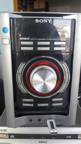aparelho de som sony genezy vendo agora barato 250 reais