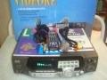 aparelho de videoke raf s 3700 com microfone e cabo