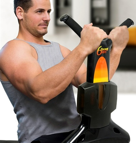 aparelho fazer ginastica abdominal 6 seg/dia frete grátis
