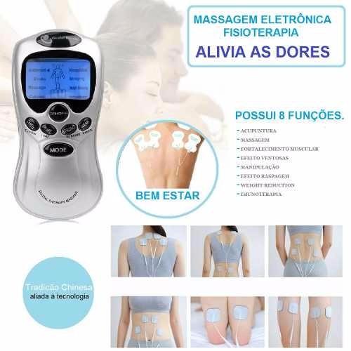 aparelho fisioterapia digital therapy machine acupuntura