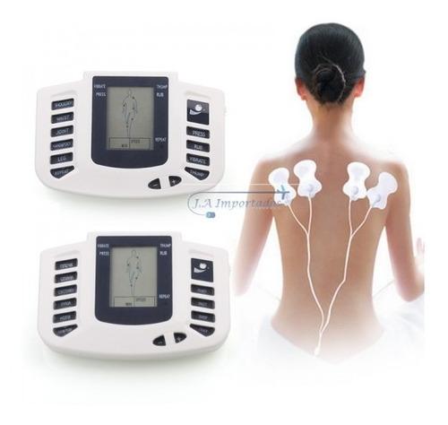 aparelho fisioterapia eletroterapia tens eletrodo corrente r