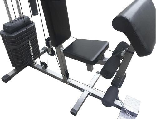 aparelho ginastic estação musculação