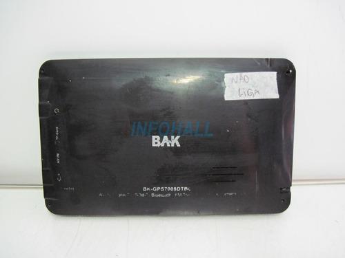 aparelho gps bak bk-gps7008dtbc no estado