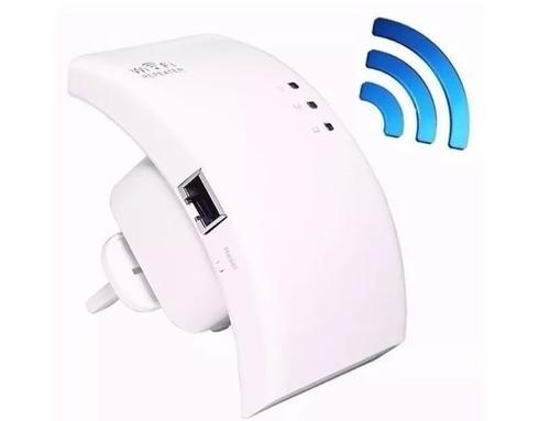 aparelho liga na tomada aumenta alcance do wifi repetidor