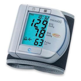 Aparelho Medidor De Pressão Arterial Digital De Pulsomicrolife Bp W100