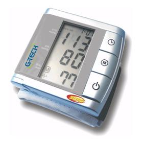 Aparelho Medidor Pressão Digital Pulso Bp3bk1 G-tech Master