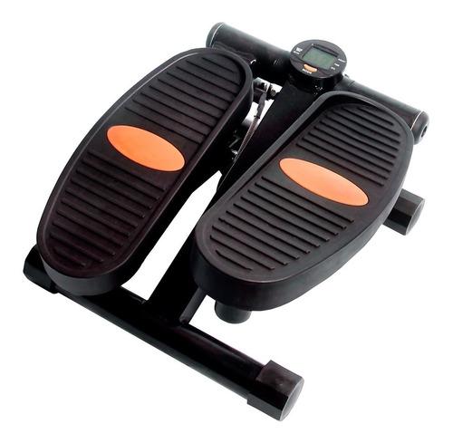 aparelho mini step e ginástica acte compact aeróbica