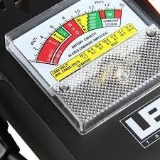 aparelho p/ teste de baterias automotivo profissional b