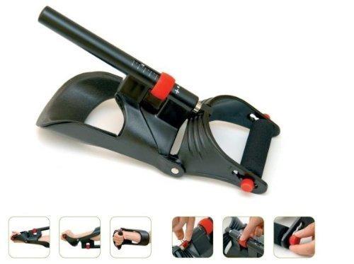 aparelho para exercício de pulso e ante braço - wct fitness