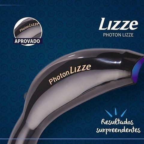 aparelho photon lizze hair laser capilar tintura