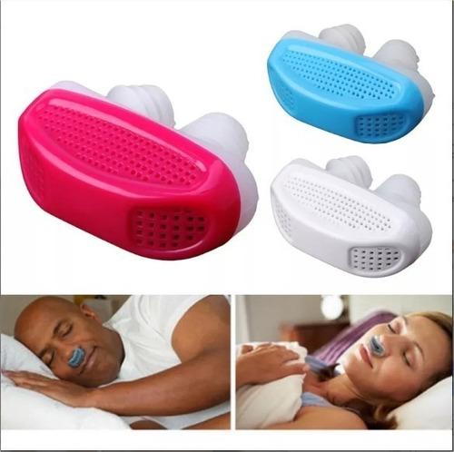aparelho respiratório nasal anti ronco apnéia dispositivo