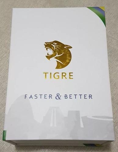 aparelho tigre - completo 4k ultra hd