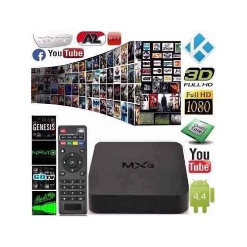 aparelho transforma a sua tv em smart netflix android tv box