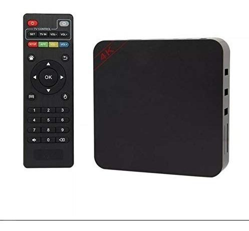 aparelho transformar tv em smart tv  4k 2gb ram 16gb