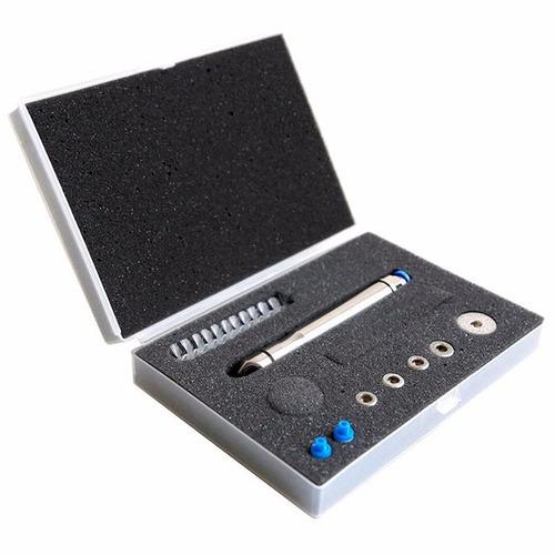 aparelho vacuo endermo portatil kit peeling diamante pump up