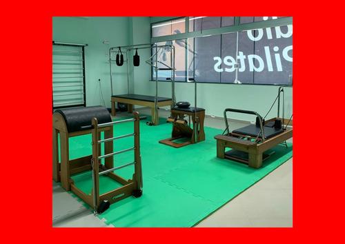 aparelhos  academia / octógono / pilates: aceito troca