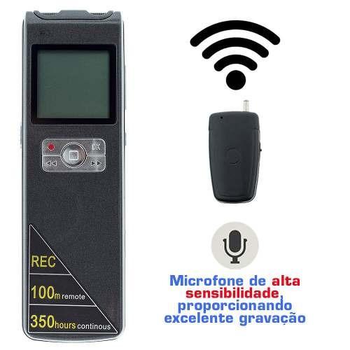 aparelhos de detetive gravador profissional som voz be3