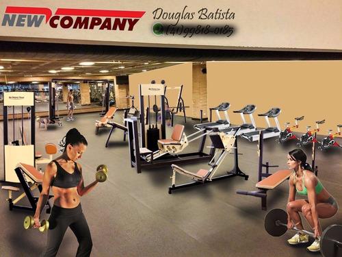 aparelhos de musculação, baratos, profissionais, newcompany