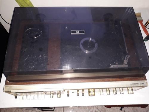 aparelhos de som national ledsonic 9000 !!! vendo peças ok